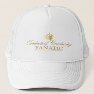 Duchess of Cambridge Fanatic Trucker Hat