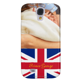 Duchess Of Cambridge With Newborn Son Samsung Galaxy S4 Cover