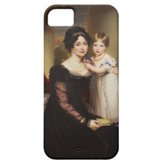 Duchess of Kent w/ Princess Victoria iPhone 5 Case