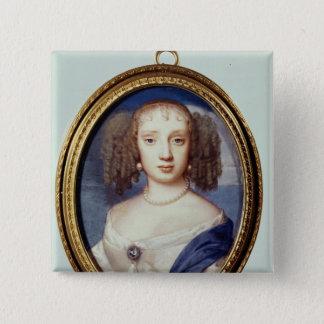 Duchess of Orleans, c.1665 Pinback Button