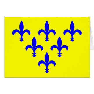 Duchy Of Parma, Italy Greeting Card