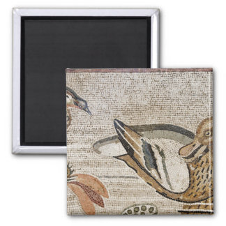 Duck and bird, Nile mosaic, House of the Faun Magnet