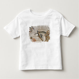 Duck and bird, Nile mosaic, House of the Faun Toddler T-shirt