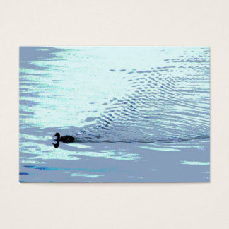 Duck and Ripples ATC Business Card