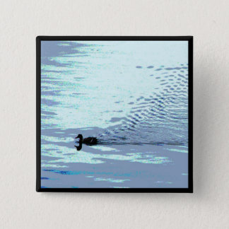 Duck and Ripples Button