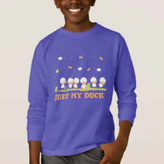 "Duck and Turtle - ""just my duck"" T-Shirt"