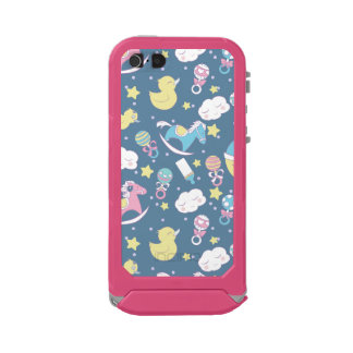 Duck Baby shower Waterproof Case For iPhone SE/5/5s