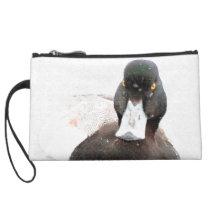 Duck Birds Wildlife Animals Bag