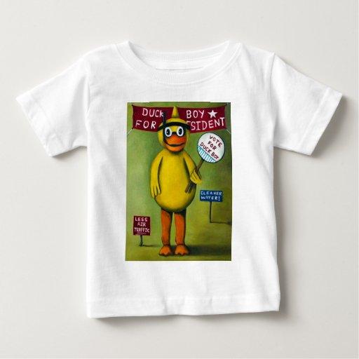 Duck Boy 2012 Baby T-Shirt