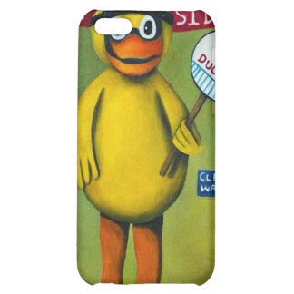 Duck Boy 2012 Case For iPhone 5C