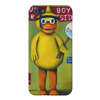 Duck Boy 2012 Covers For iPhone 5