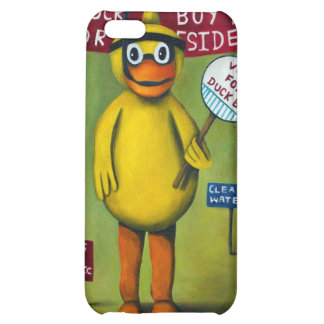 Duck Boy 2012 Cover For iPhone 5C