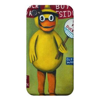 Duck Boy 2012 iPhone 4/4S Cases