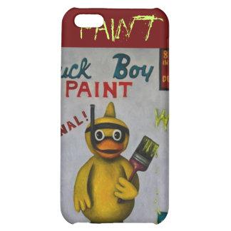 Duck boy 2, WetPaint iPhone 5C Cover