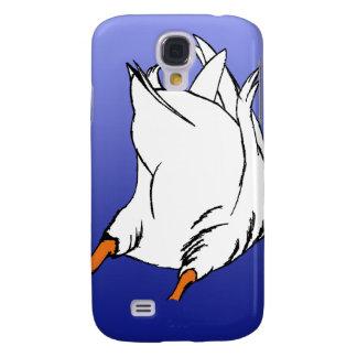 Duck Butt Postage Stamp Samsung Galaxy S4 Case