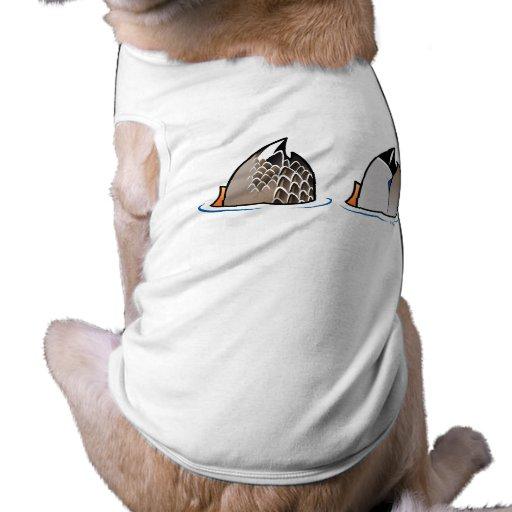 Duck Butts Dog T-shirt