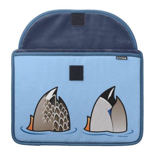 Duck Butts MacBook Pro Sleeves