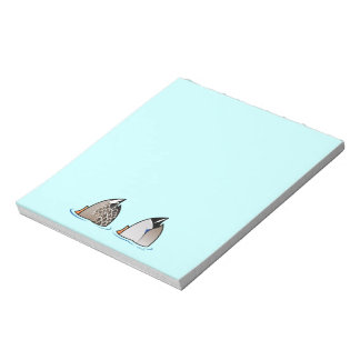 Duck Butts Memo Note Pad