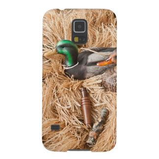 Duck Call Mallard Drake Hunting Samsung Galaxy S5 Galaxy S5 Cover