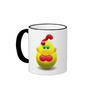 Duck cartoon mugs