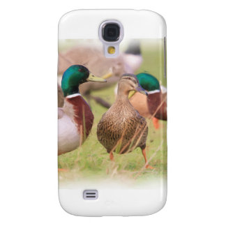 Duck Galaxy S4 Cover