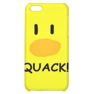 Duck Case Cover For iPhone 5C