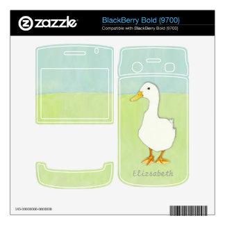Duck Cool BlackBerry Bold (9700) Skin Skin For BlackBerry