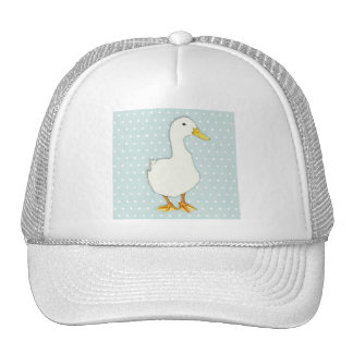 Duck Cool dots Hat