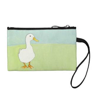 Duck Cool Key Coin Clutch Bag