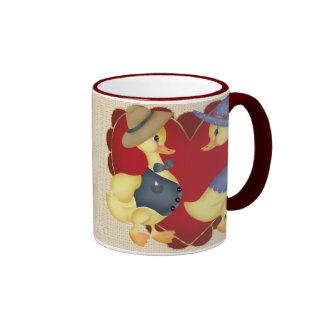 Duck Couples Mugs