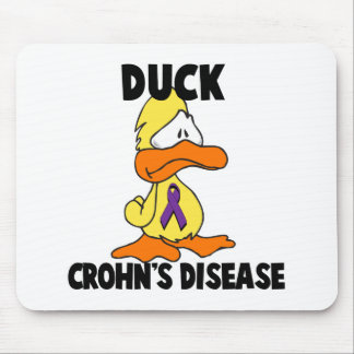 Duck Crohns Disease Mouse Pad