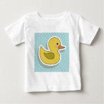 duck design baby T-Shirt