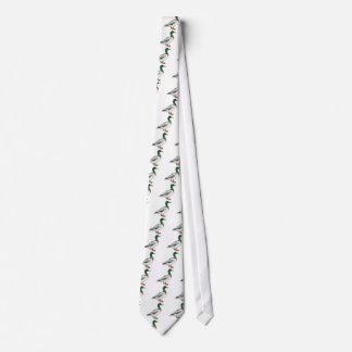 Duck Design Neck Tie