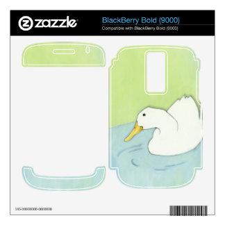 Duck Dip BlackBerry Bold (9000) Skin Decal For BlackBerry