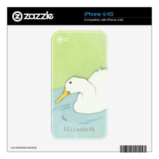 Duck Dip iPhone 4/4S Skin iPhone 4 Decal