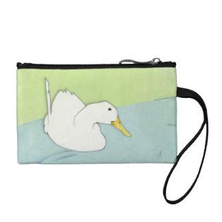 Duck Dip Key Coin Clutch Bag