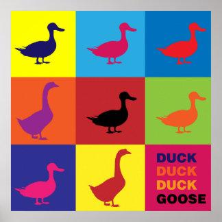 Duck Duck Duck Goose Poster