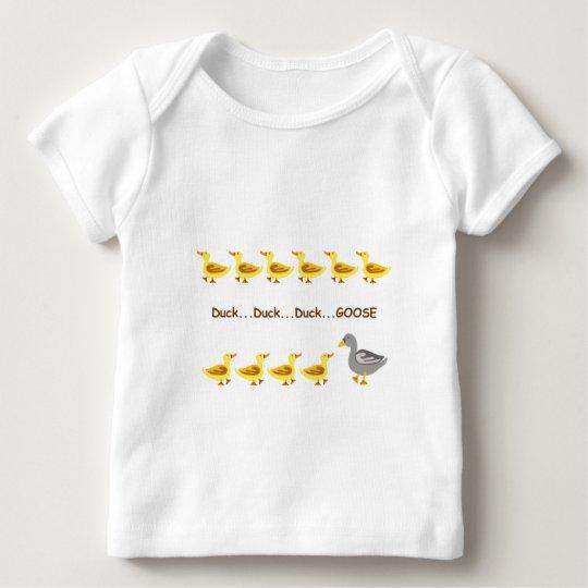 Duck Duck Goose Baby T-Shirt