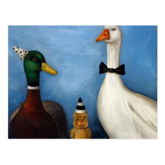 Duck Duck Goose Postcards