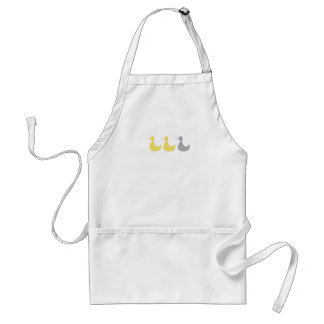 Duck Duck Gray Duck products Adult Apron
