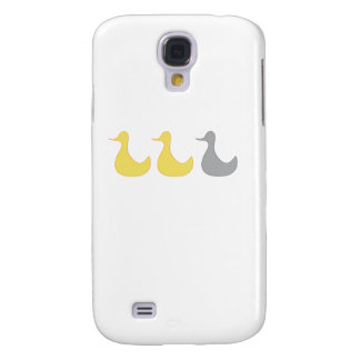Duck Duck Gray Duck products Samsung Galaxy S4 Covers