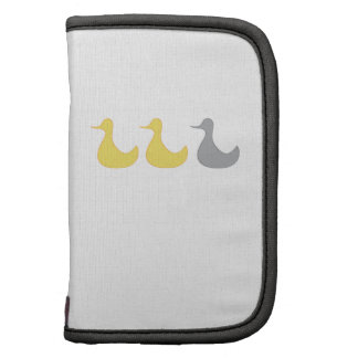 Duck Duck Gray Duck products Folio Planners