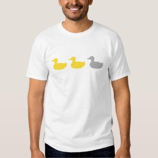 duck duck grey duck tshirt