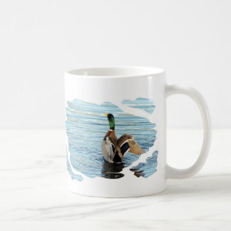 Duck - duck - Photography Jean Louis Glineur Coffee Mug
