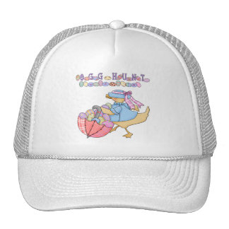 Duck Egg Hunt T-shirts and Gifts Mesh Hat