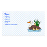 Duck Family Business Cards