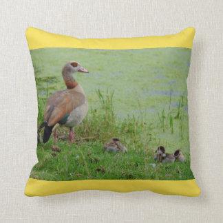 Duck Family Cushion