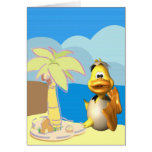 Duck Fever Greeting Card