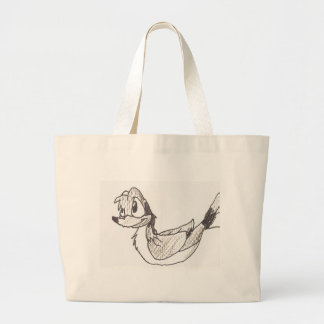 Duck Fish ACEO Bag