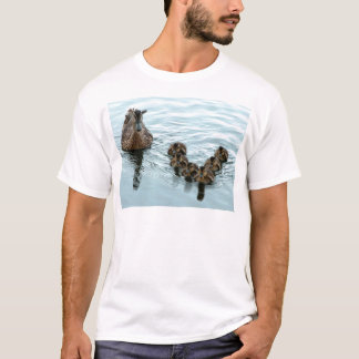 duck formation T-Shirt